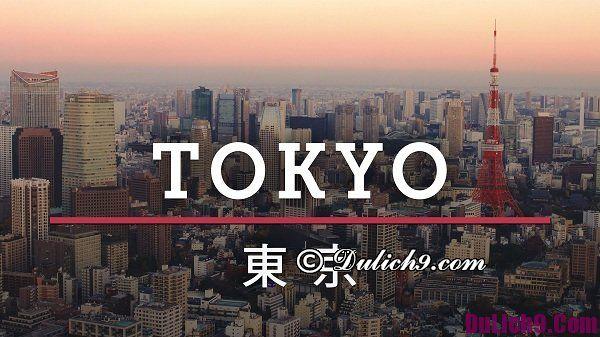 Địa chỉ mua quà lưu niệm ở Tokyo: Mua quà lưu niệm ở đâu Tokyo chuẩn nhất