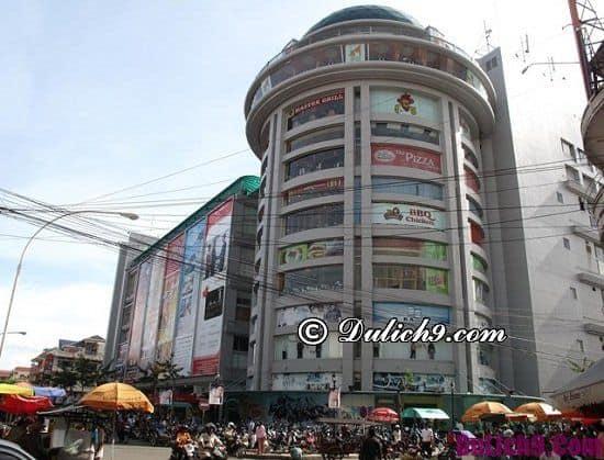 Địa chỉ mua sắm nổi tiếng ở Phnom Penh, Campuchia: Mua đồ ở đâu khi đến Phnom Penh du lịch?