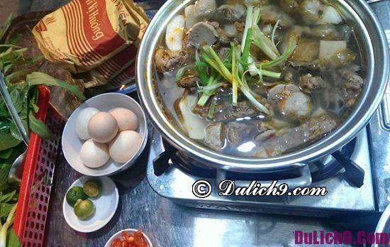 Địa chỉ nhà hàng, quán ăn bình dân ngon nổi tiếng ở Cần Thơ: kinh nghiệm ăn uống khi đi du lịch Cần Thơ