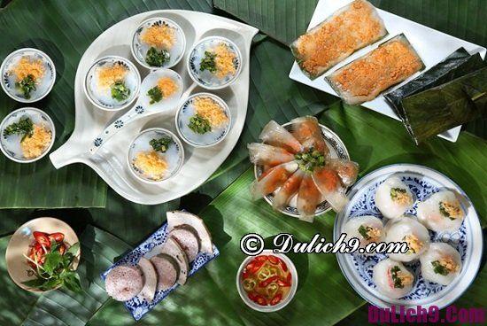Địa chỉ nhà hàng, quán ăn ngon giá rẻ ở Huế: Du lịch Huế ăn đặc sản ở đâu?