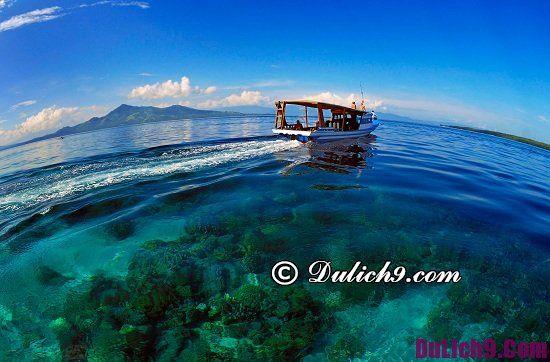 Địa điểm du lịch đẹp ở Indonesia cực nổi tiếng: Nên chơi ở đâu khi đến Indonesia du lịch?