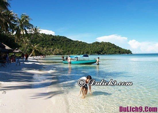 Địa điểm du lịch đẹp ở đảo Phú Quốc: Những nơi vui chơi hấp dẫn ở Phú Quốc