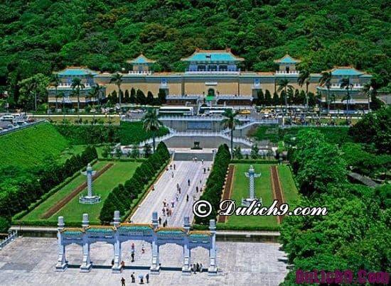 Địa điểm du lịch hấp dẫn ở Đài Loan: Nơi tham quan du lịch đẹp ở Taiwan