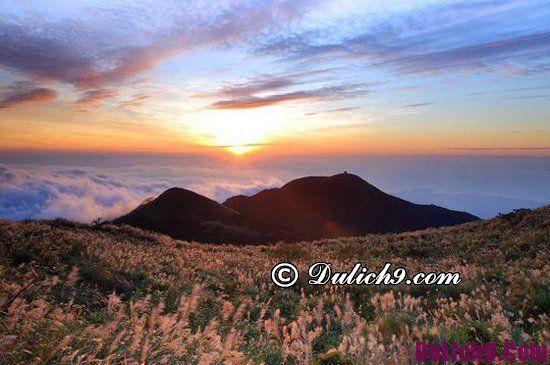 Địa điểm du lịch nổi tiếng ở Đài Loan đẹp nhất hiện nay: Du lịch Đài Loan nên đi đâu chơi