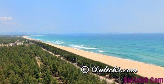 Địa điểm tham quan vui chơi thú vị ở Phú Yên: Những bãi biển đẹp, nổi tiếng ở Phú Yên
