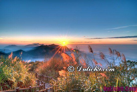 Du lịch Đài Loan nên đi đâu chơi? Danh lam thắng cảnh nổi tiếng ở Đài Loan