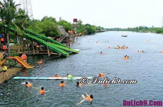 Du lịch Đồng Nai nên đi chơi ở đâu? Địa điểm có phong cảnh đẹp ở Đồng Nai nên tới du lịch