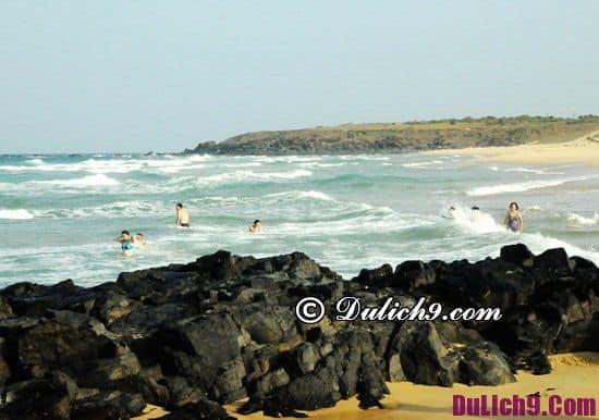 Du lịch Phú Yên nên đi chơi ở đâu? Những bãi biển hoang sơ, độc đáo ở Phú Yên