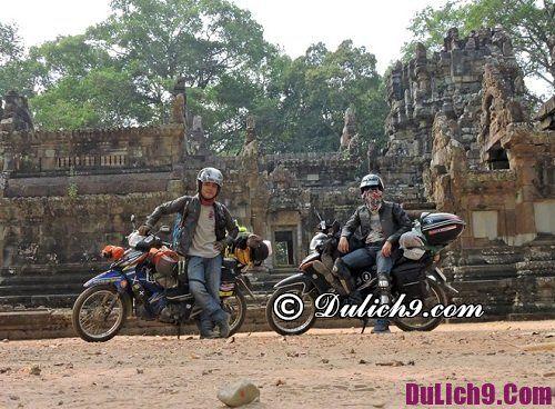Hướng dẫn du lịch Thái Lan bằng đường bộ: Làm sao để đi du lịch Thái Lan bằng đường bộ?