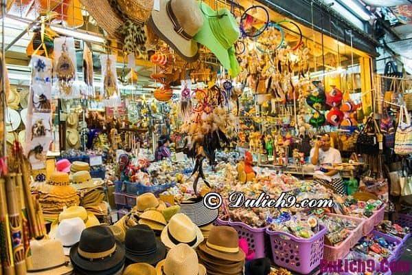 Tiếng Thái giao tiếp du lịch - những câu giao tiếp tiếng Thái về mua sắm