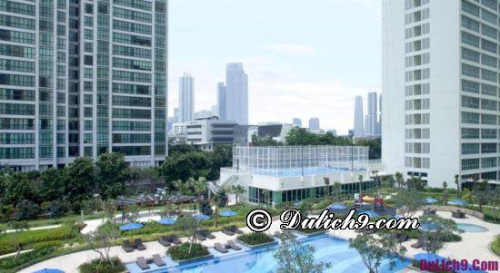 Jakarta, Indonesia có khách sạn cao cấp nào chất lượng tốt: Những khách sạn đẳng cấp, sang trọng nổi tiếng ở Jakarta