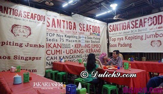 Jakarta có nhà hàng, quán ăn nào ngon giá rẻ nổi tiếng: Địa điểm ăn uống hấp dẫn ở Jakarta