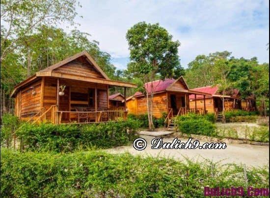 Khách sạn bình dân giá rẻ ở đảo Koh Rong chất lượng, tiện nghi: Đảo Koh có khách sạn nào tốt, nằm ở ven biển