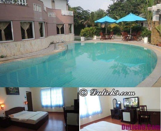 Khách sạn bình dân, tiện nghi ở Biên Hòa, Đồng Nai view đẹp, giá tốt: Nên ở khách sạn nào tại Biên Hòa, Đồng Nai