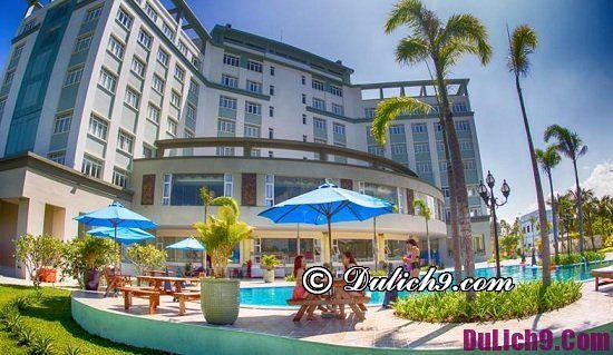 Khách sạn cao cấp ở Rạch Giá, Kiên Giang chất lượng, tiện nghi đầy đủ: Tư vấn đặt phòng khách sạn tốt ở Rạch Giá, Kiên Giang