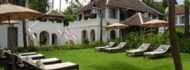 Khách sạn cao cấp ở Luang Prabang tiện nghi, view đẹp