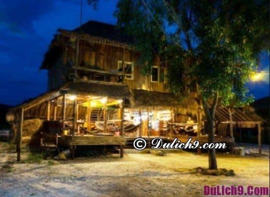 Khách sạn chất lượng tốt ven biển ở đảo Koh Rong, Campuchia: Du lịch đảo Koh Rong nên ở resort, khách sạn nào?