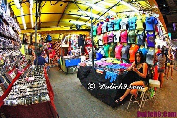 Khu chợ đêm nổi tiếng ở Bangkok: Bangkok có chợ nào hoạt động vào buỏi tối