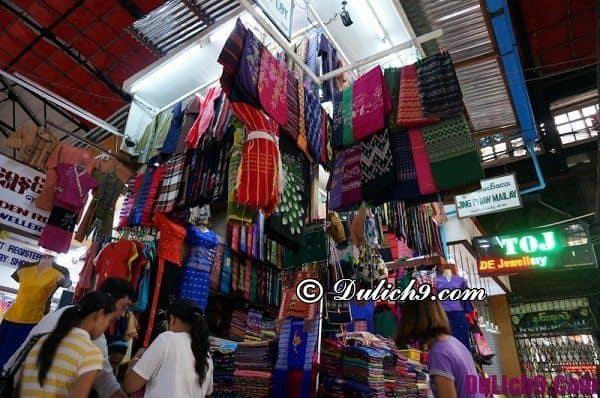 Kinh nghiệm mua sắm ở Myanmar: Nên mua quà gì khi đi du lịch Myanmar