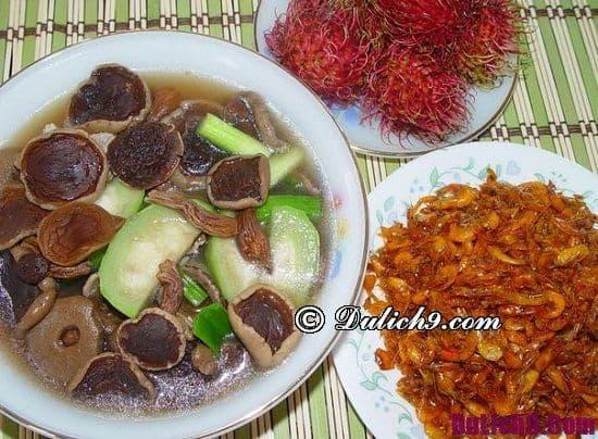 Món ăn đặc sản dân dã ở Kiên Giang: Ẩm thực Kiên Giang