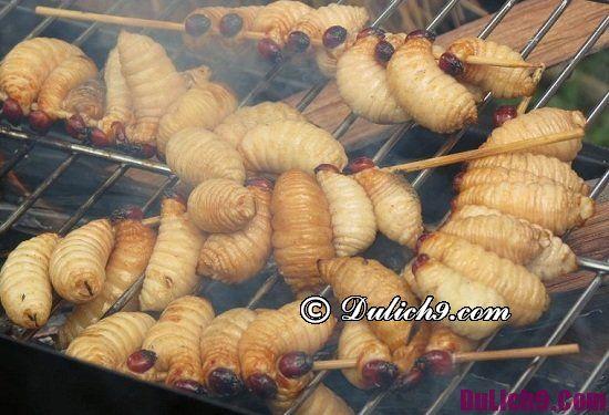 Đuông dừa: Món ăn ngon đặc sản nổi tiếng ở Bến Tre: Ăn gì khi đi du lịch Bến Tre