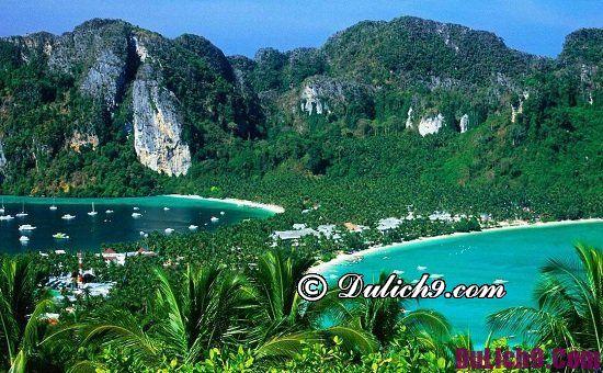 Nên đi chơi ở đâu khi đến Thái Lan du lịch: Địa điểm du lịch nổi tiếng ở Thái Lan
