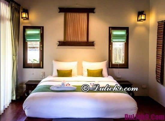 Nên ở khách sạn nào khi đến Luang Prabang du lịch: Du lịch Luang Prabang ở khách sạn nào tốt nhất, có hồ bơi ngoài trời