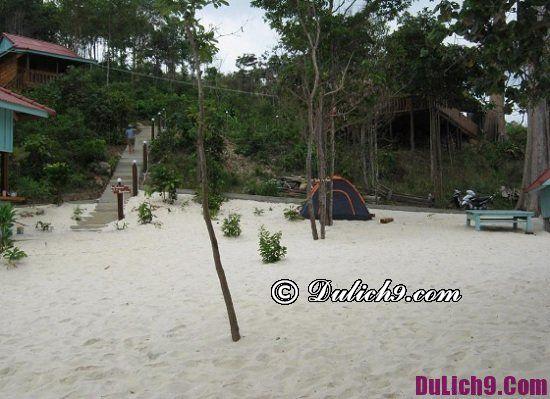Nên nghỉ ở khách sạn nào khi đến đảo Koh Rong, Campuchia du lịch: Các khách sạn giá rẻ ở ven biển Koh Rong, Campuchia
