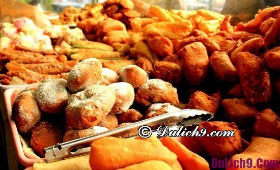 Nhà hàng, quán ăn ngon nổi tiếng ở Jakarta, Indonesia: Quán ăn truyền thống ở Jarkata giá rẻ, chất lượng