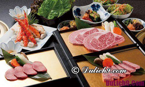 Du lịch Nhật Bản ăn ở đâu ngon? Những quán ăn, nhà hàng ngon nổi tiếng ở Nhật Bản giá bình dân
