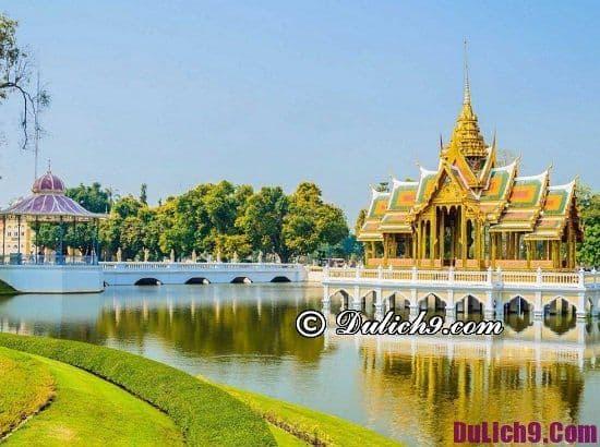 Nơi ngắm cảnh, chụp ảnh đẹp nhất ở Thái Lan: Thái Lan có chỗ nào chơi?