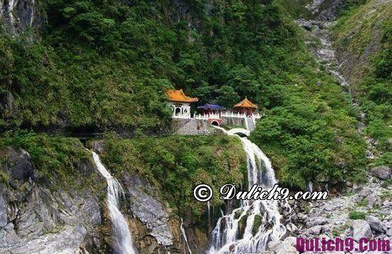 Nơi vui chơi ngắm cảnh ở Đài Loan hấp dẫn du khách: Địa điểm du lịch đẹp ở Taiwan