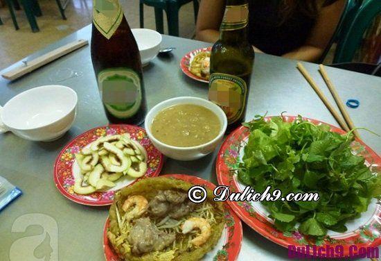 Quán ăn đặc sản ngon giá rẻ ở Huế: Huế có quán ăn nào ngon