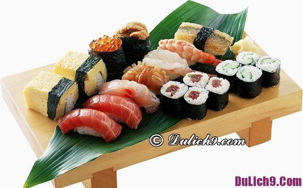 Quán ăn ngon giá rẻ ở Nhật Bản: Ăn ở đâu Nhật Bản giá rẻ, ngon nổi tiếng