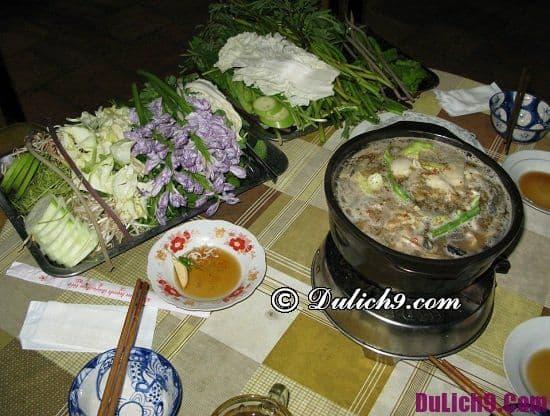 Quán ăn ngon nổi tiếng ở Cần Thơ: Du lịch Cần Thơ ăn ở đâu ngon?