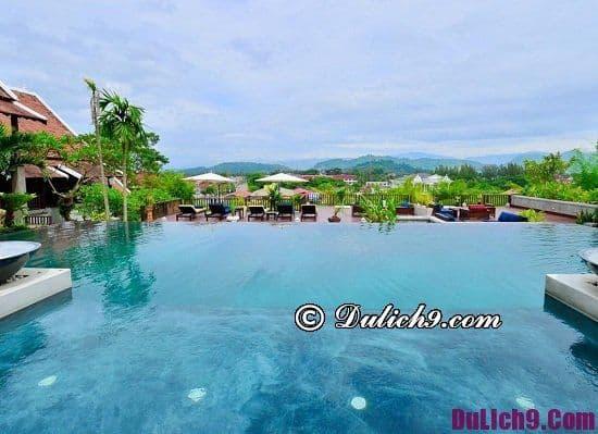 Tư vấn khách sạn cao cấp, view đẹp ở Luang Prabang sạch sẽ, tiện nghi: Luang Prabang có khách sạn nào sang trọng, có bể bơi