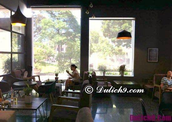 Uống cafe ở đâu tại Huế chất lượng, giá tốt nhất: Các tiệm cafe độc đáo và đẹp ở Huế