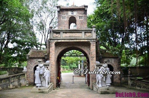 Kinh nghiệm đi Việt Phủ Thành Chương - địa điểm tham quan hấp dẫn ở Việt Phủ Thành Chương