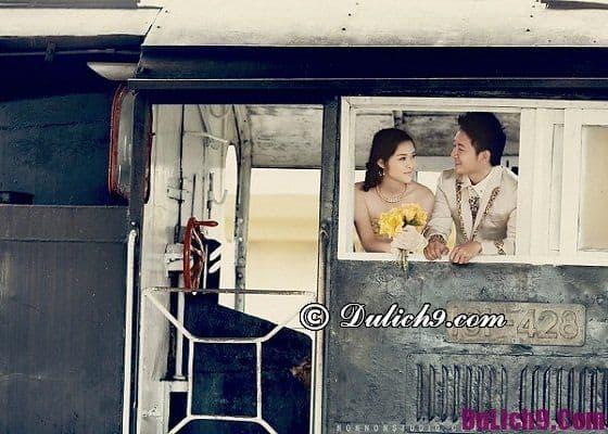 Địa điểm chụp ngoại cảnh chụp ảnh cưới đẹp ở Đà Lạt: Đà Lạt có địa điểm nào chụp ảnh cưới đẹp, độc đáo