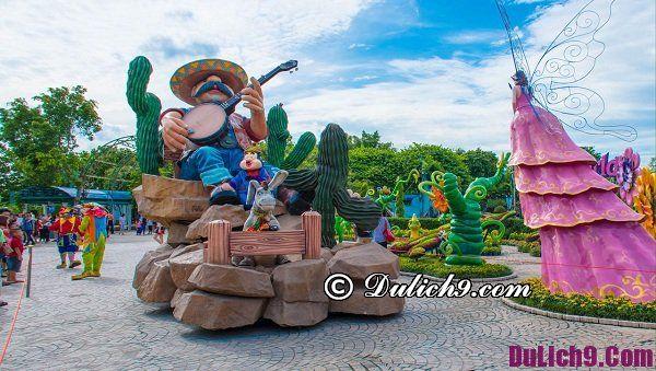 Hướng dẫn tham quan Dream World: Kinh nghiệm vui chơi giá rẻ ở Dream World Bangkok