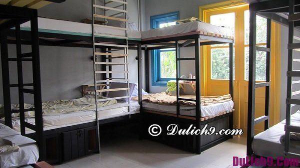 Kinh nghiệm chọn các hostel giá rẻ ở Đà Lạt