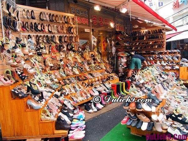 Địa điểm vui chơi về đêm đẹp ở Seoul: Những địa điểm mua sắm, ăn uống hấp dẫn về đêm ở Seoul