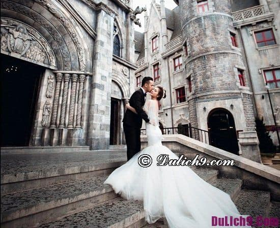 Những địa điểm chụp ảnh đẹp ở Đà Nẵng: Địa điểm chụp hình cưới nổi tiếng, độc đáo tại Đà Nẵng