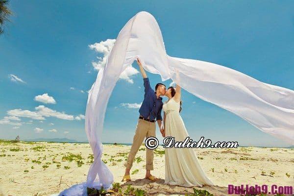 Kinh nghiệm chụp ảnh cưới ở Đà Nẵng: Địa điểm chụp ảnh cưới miễn phí cực đẹp ở Đà Nẵng