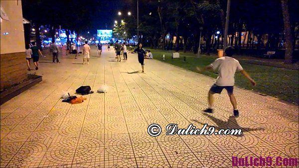 Địa điểm vui chơi thú vị ở Sài Gòn: Du lịch Sài Gòn buổi tối nên đi đâu chơi