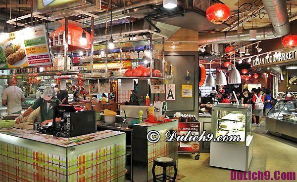 Địa điểm ăn uống nổi tiếng ở Kuala Lumpur: Nhà hàng, quán ăn bình dân ngon, hấp dẫn ở Kuala Lumpur