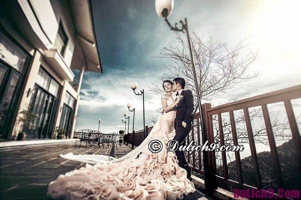 Địa điểm chụp ảnh cưới đẹp ở Hà Nội: Chụp ảnh cưới ở đâu Hà Nội đẹp nhất