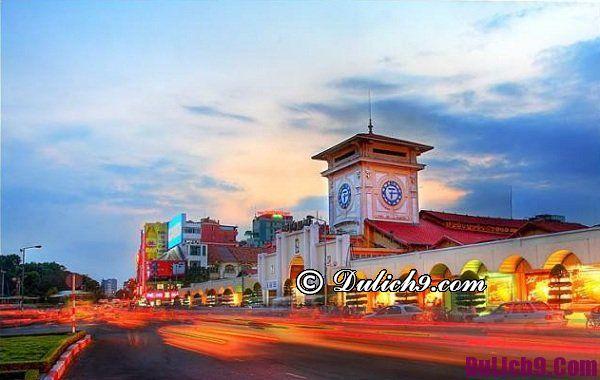 Địa điểm đi chơi ở Sài Gòn về đêm: Địa điểm ăn uống, vui chơi, ngắm cảnh nổi tiếng ở Sài Gòn về đêm