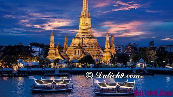 Hướng dẫn du lịch Thái Lan bằng đường bộ: Kinh nghiệm tự lái xe đi du lịch Thái Lan