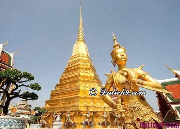 Tiếng Thái giao tiếp du lịch - tập đếm chữ số: Những câu giao tiếp tiếng Thái cơ bản trong du lịch
